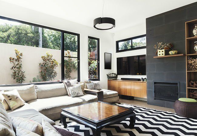How high to mount a tv solved living room living room - How high to mount tv in living room ...