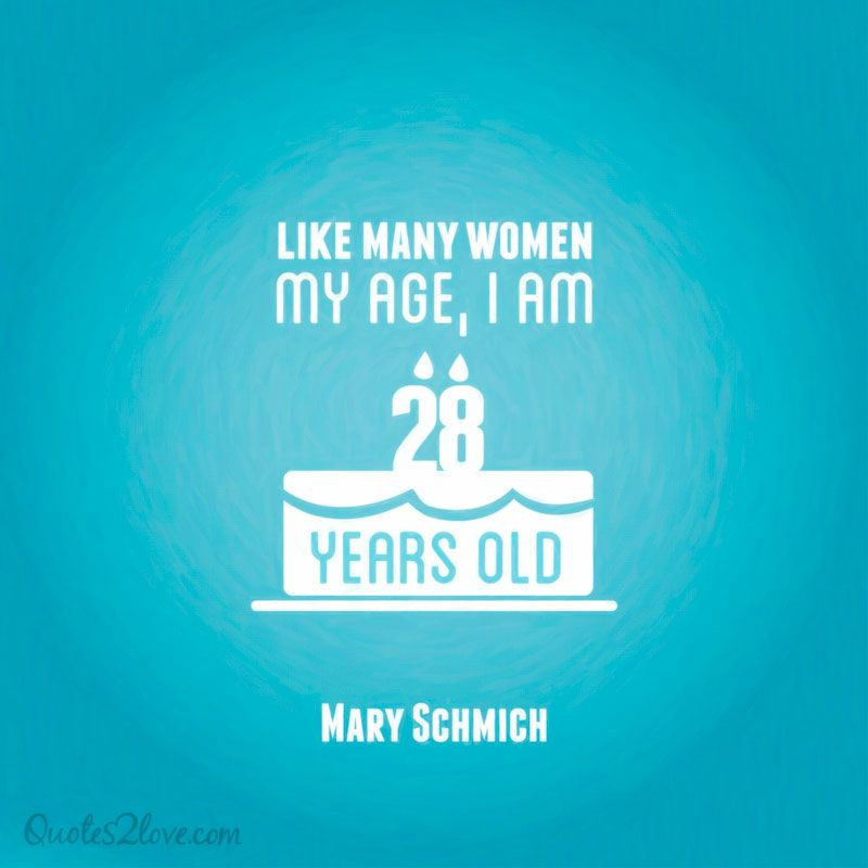 15 FUNNY BIRTHDAY QUOTES NOBODY WILL 28th