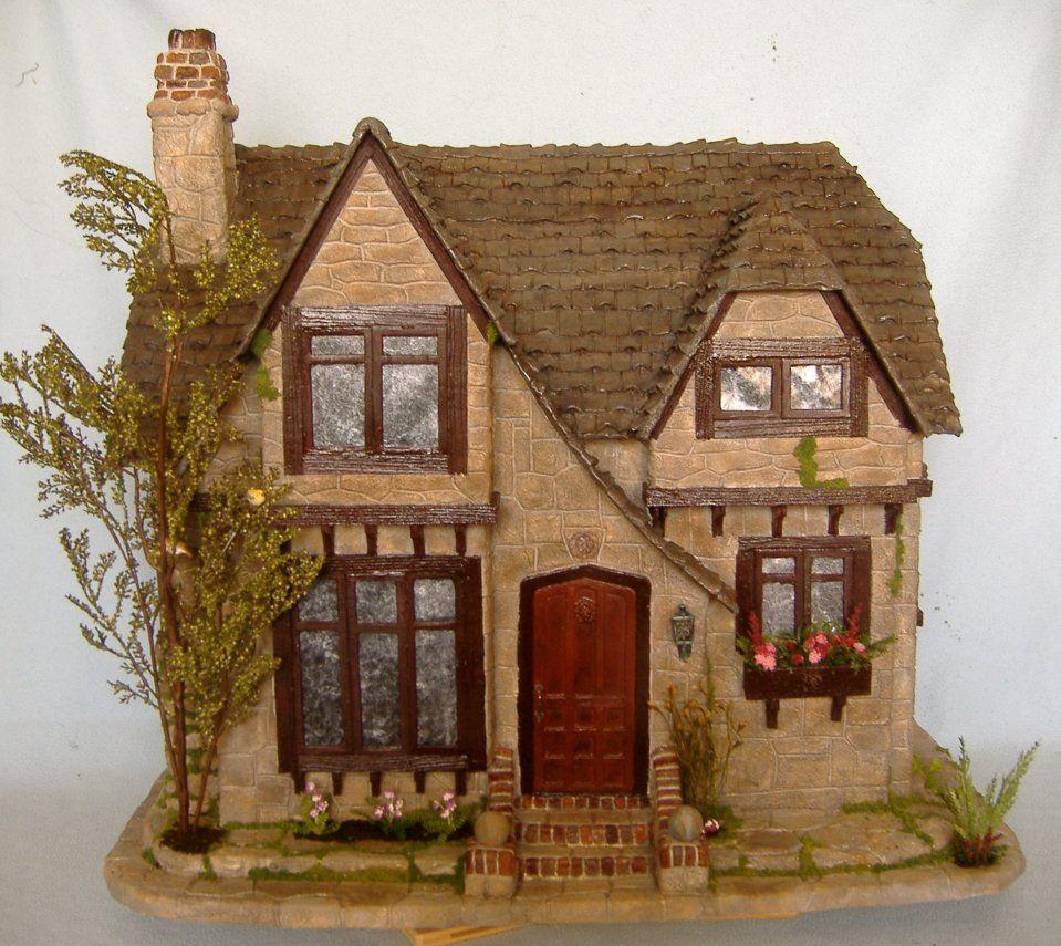 unique miniature 1 12th scale dollhouses haunted houses On unique doll houses