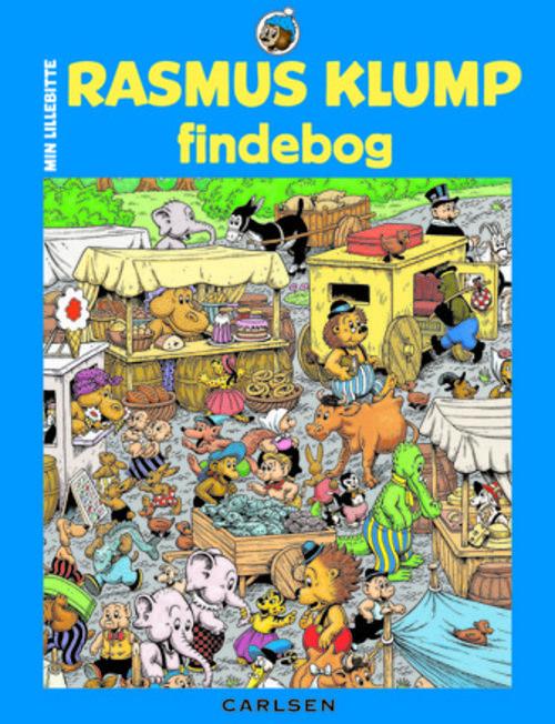 59aa862e669f81 Min lillebitte Rasmus Klump findebog 2 | Arnold Busck | Books ...