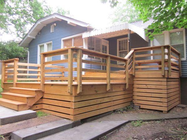 Best Image Result For Deck Underpinning Wooden Deck Designs 400 x 300