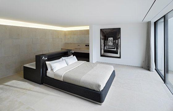 schlichtes Interieur-Decke Beleuchtung Schlafzimmer Pinterest - beleuchtung für schlafzimmer
