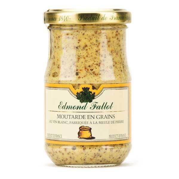 Moutarde à lu0027ancienne - FALLOT Moutardes Pinterest Searching