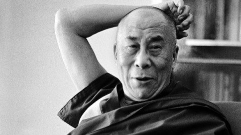 The Dalai Lama's Daily Routine and Information Diet | Brain Pickings