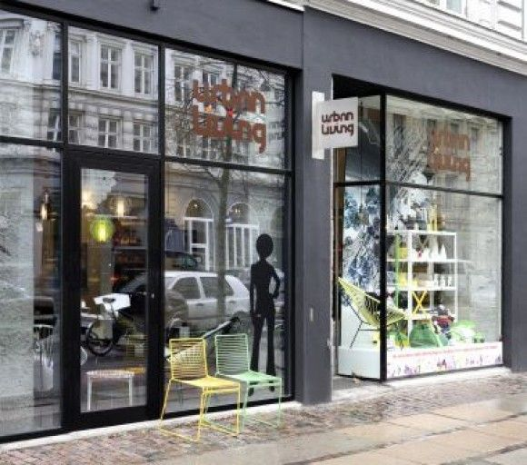 Urban Living in Copenhagen is a little shop full of modern, cool whimsy and other nice stuff.  #fashion #inspiration