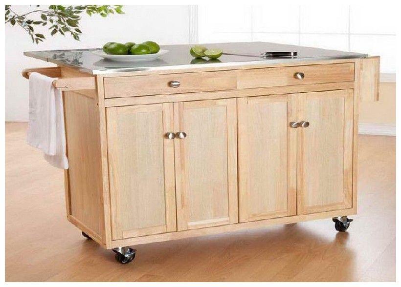 Merveilleux Mobile Kitchen Island Ikea