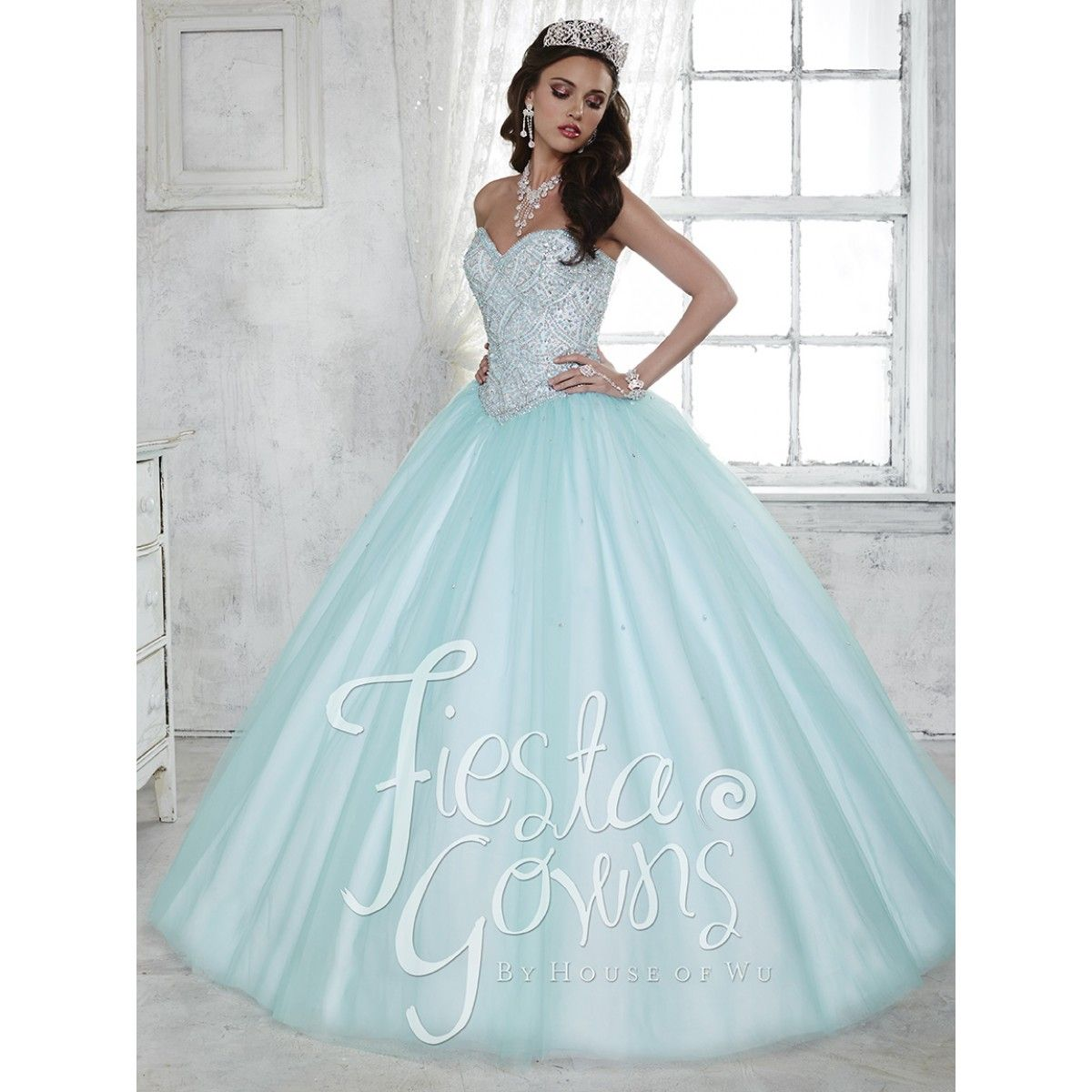House of Wu Fiesta Gowns Style 56284   country wedding   Pinterest ...