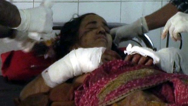 Mulher mata leopardo em luta de foice na Índia   Tô de Olho Em Você