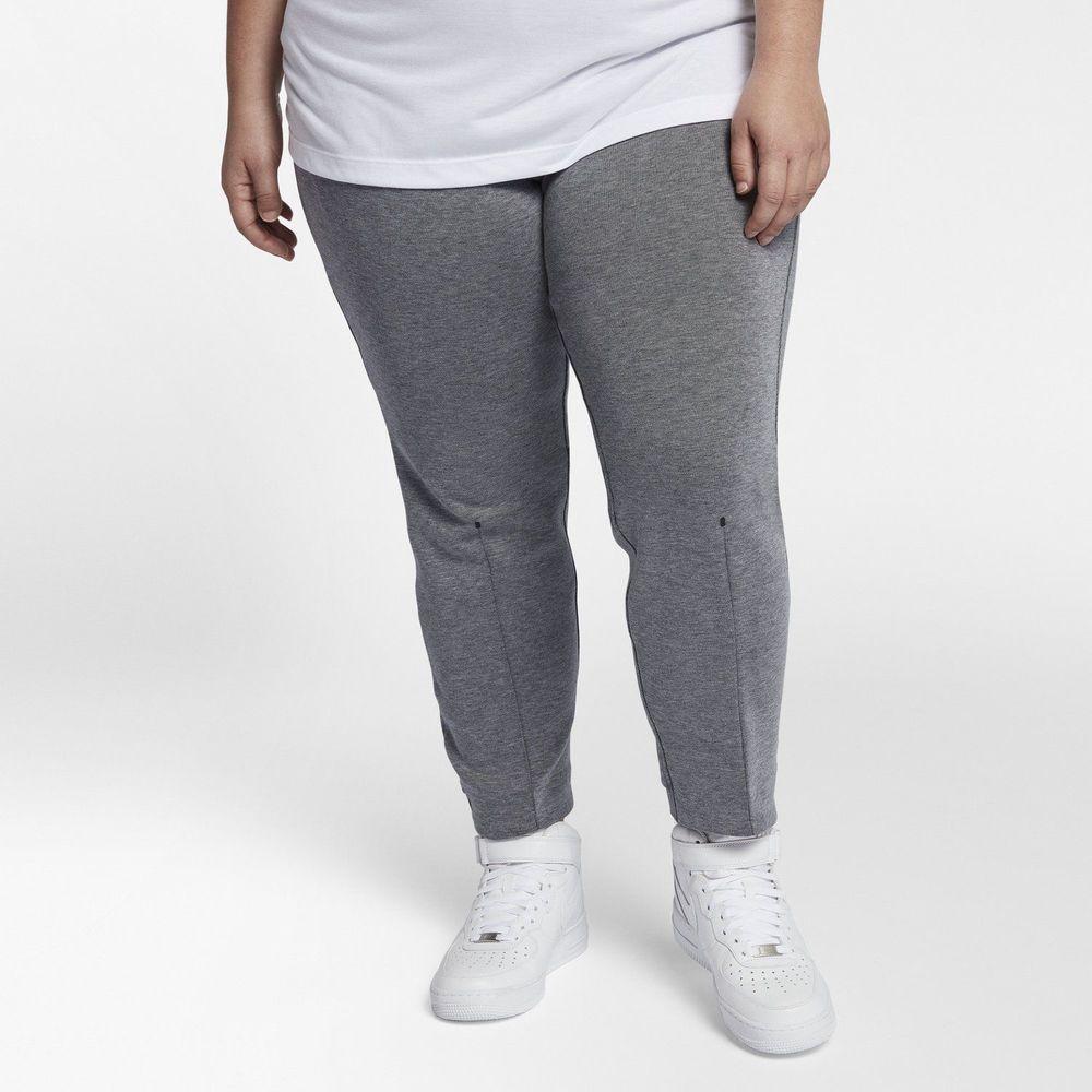 Nike sportswear tech fleece jogger pants plus size womens