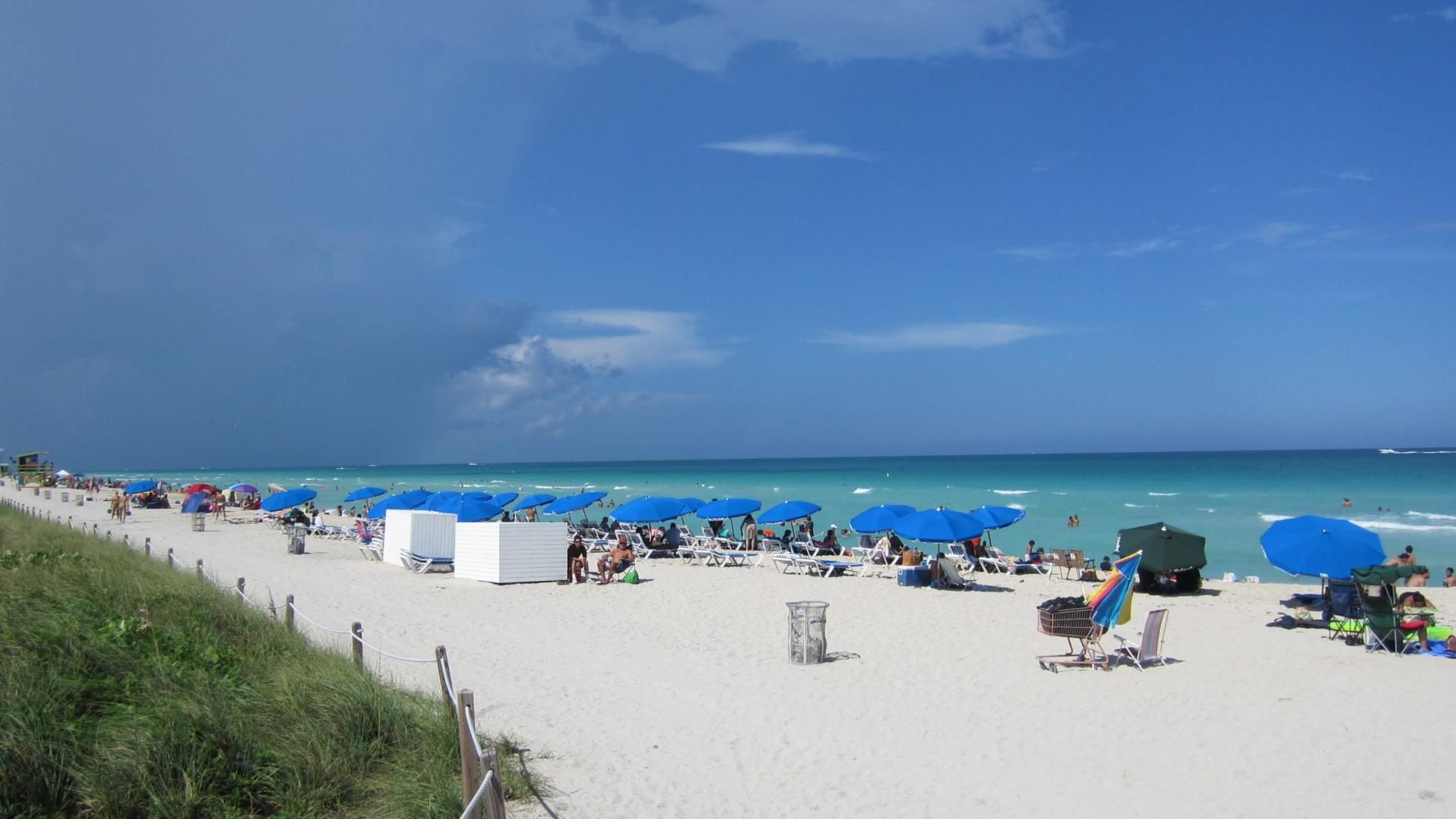 South Beach Miami Florida Hd Wallpaper Clearwater