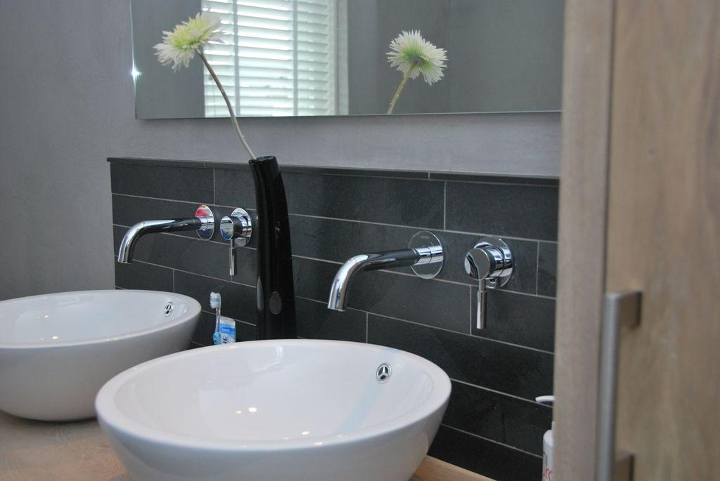 Nieuwbouw te Raalte - tegel & bad sfeervolle badkamers | Badkamers ...
