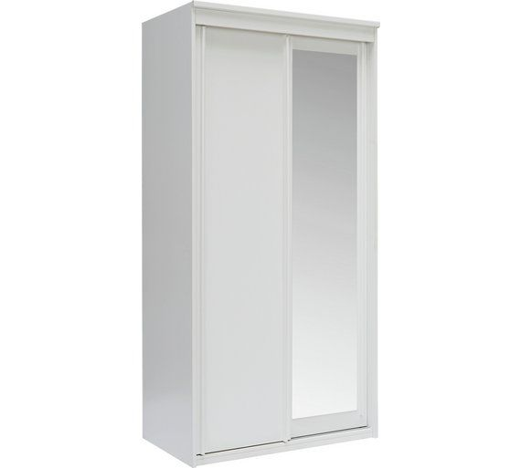 Large White Mirror Argos