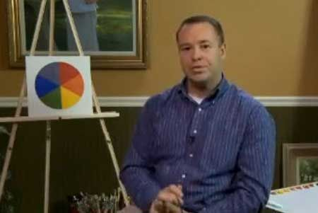 Color by portrait painter Brian Neher - Video Lessons of Drawing & Painting