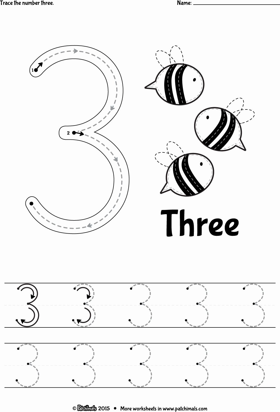 Pin On Numbers Worksheets