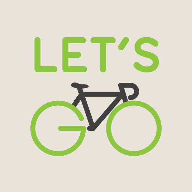 coge tu bicicleta y ¡let s go bike cicle sport deporte