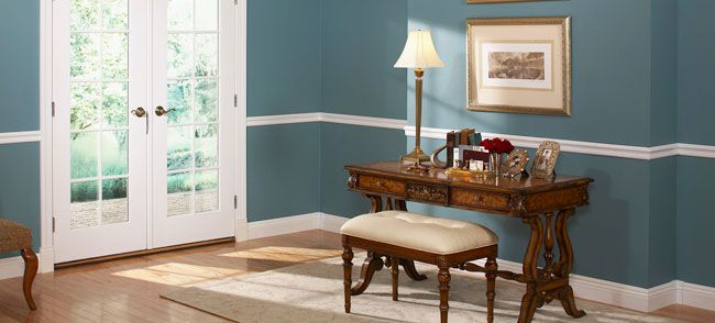 Install Decorative Moulding