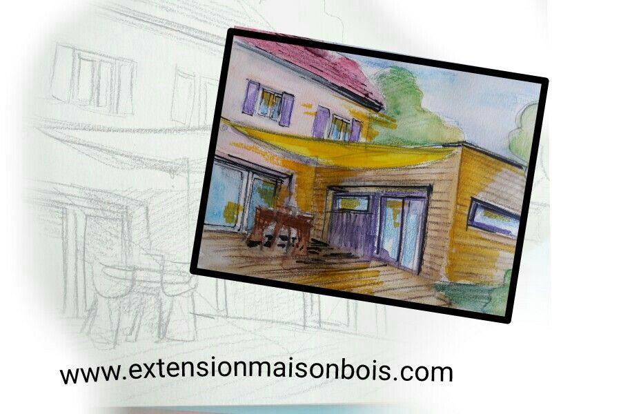 Avez vous envisagé une extension en forme de cube pour votre maison - qu est ce qu une maison bioclimatique