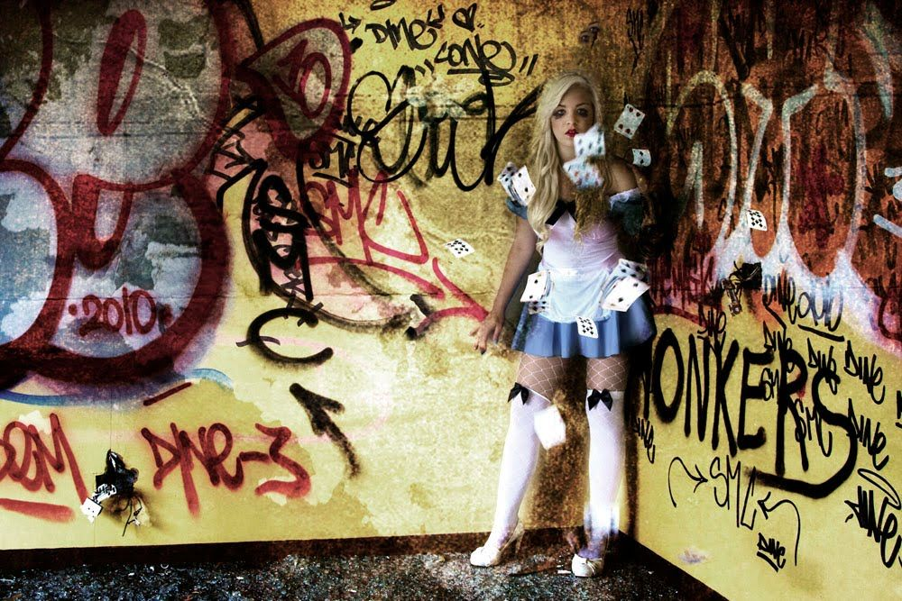 Troubled Alice...