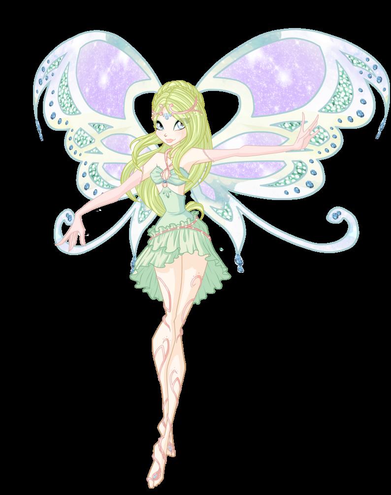 Leya Enchantix Fairy Artwork Winx Club Art Pricing