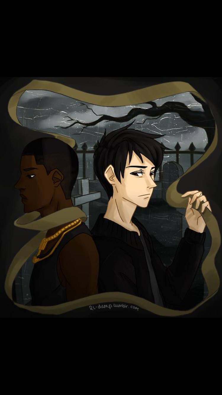 Walt & Anubis | Percy Jackson and The Olympians , The ...