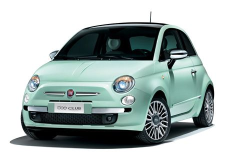 Mint Green Fiat 500 Might Treat Myself To One Of These Www