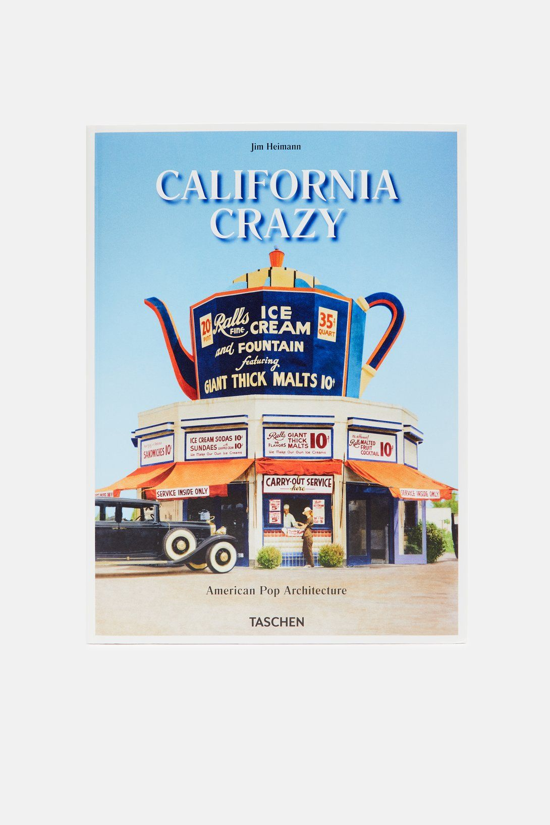 California Crazy | Cart - Books | Books, California, Line