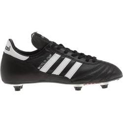 Photo of Adidas Men's Football Boot Lawn World Cup, size 38 in Black / Running / White / Ftw, size 38 in Black / R
