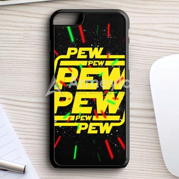 Pew Pew Pew iPhone 7 Plus Case | armeyla.com