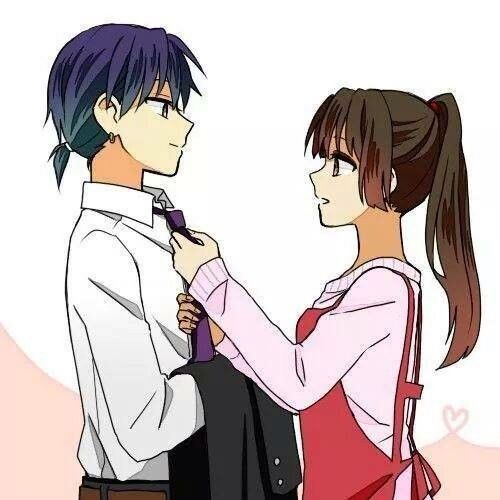 Miroku And Sango In The Modern World