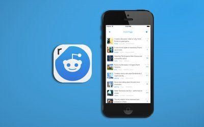 Alien Blue Reddit official client App reviews, Clients