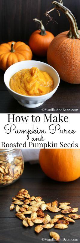 Homemade Pumpkin Seeds | Vanilla And Bean