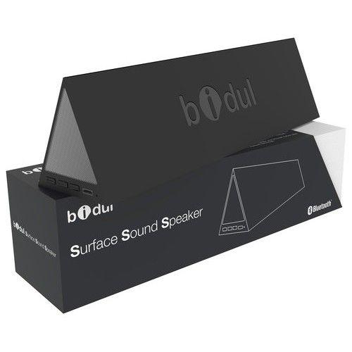 Bidul - Bluetooth Speaker for Select Microsoft Surface Models - Black - Larger Front