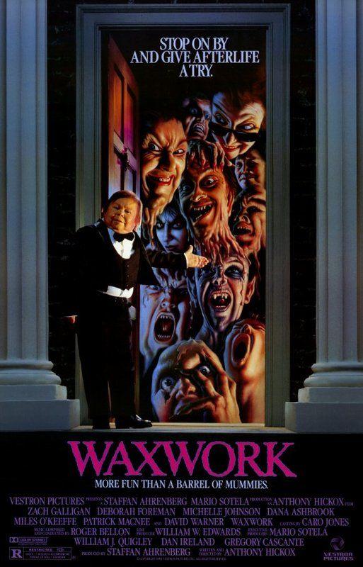:: Hallowe'en MOVIES :: Waxwork (1988)
