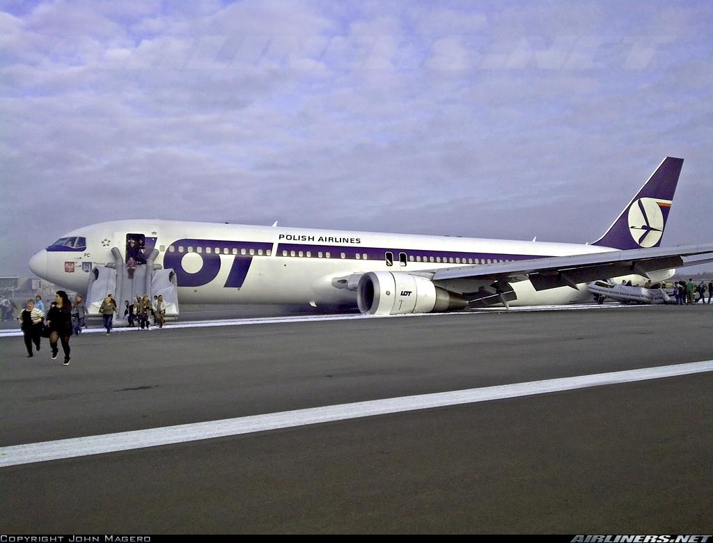LOT - Polish Airlines / Polskie Linie Lotnicze (SP-LPC