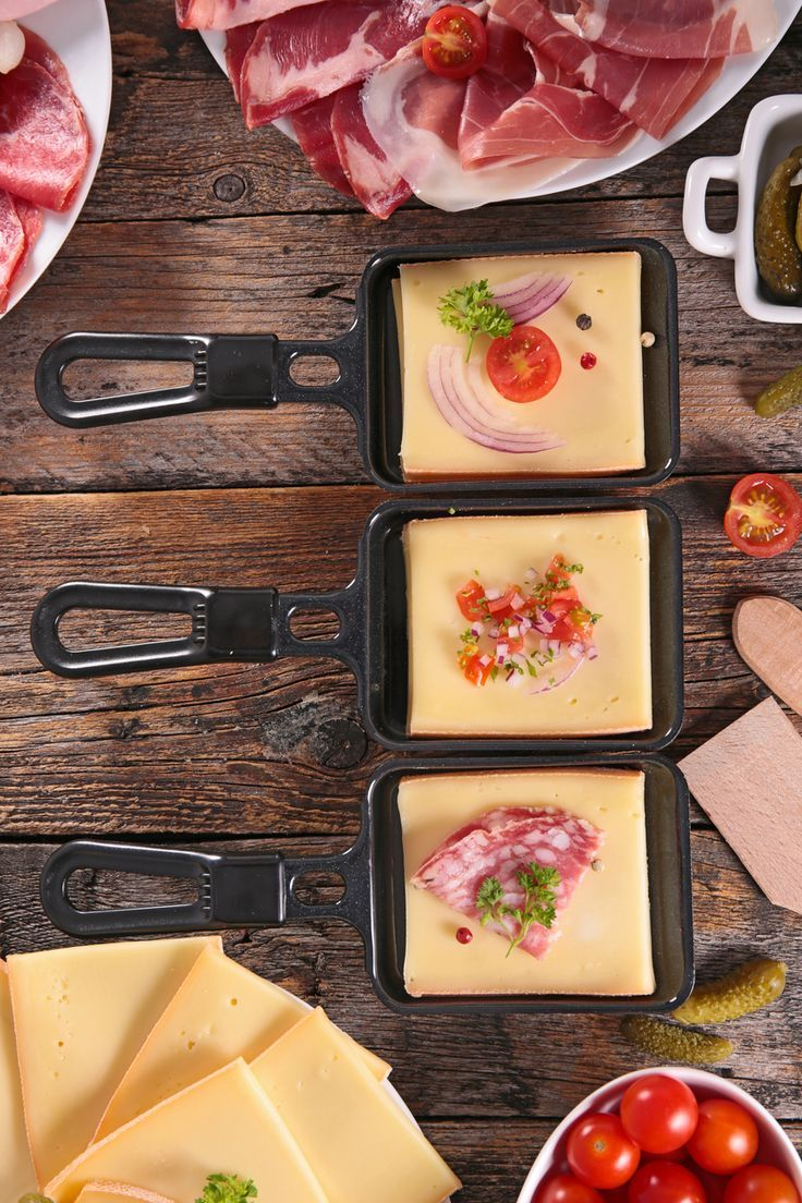 Raclette-Ideen: Von Pizza-Raclette bis Omelette im