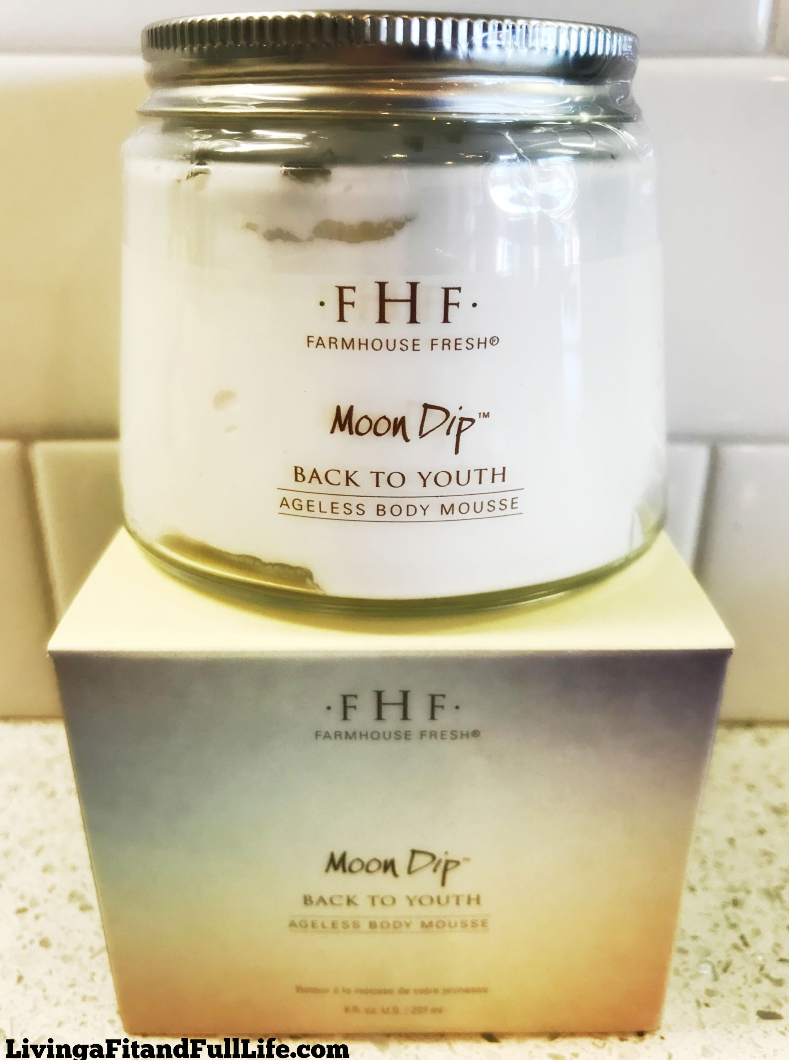 Reclaim Your Youth with FarmHouse Fresh's New Moon Dip