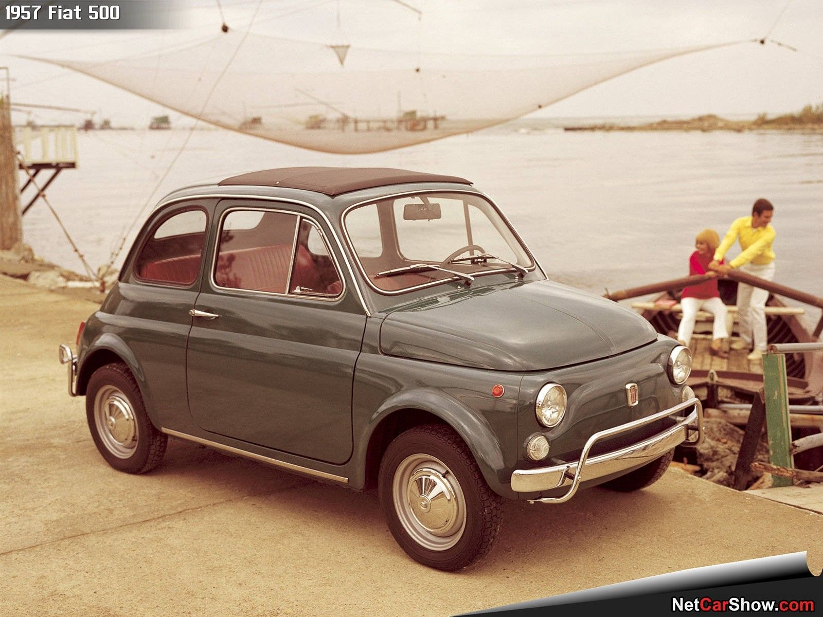 Fiat 500 1957 | Fiat 500 | Pinterest | Fiat and Cars
