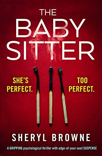 11 The Babysitter Sheryl Browne Read  March 2018  11 The Babysitter Sheryl Browne Read  March 2018