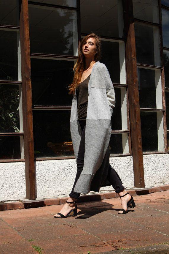 Coolawoola récupéré Longcoat femmes manteau laine printemps manteau  Cachemire parfait élégant manteau Oversized est le manteau e12e3d03f462