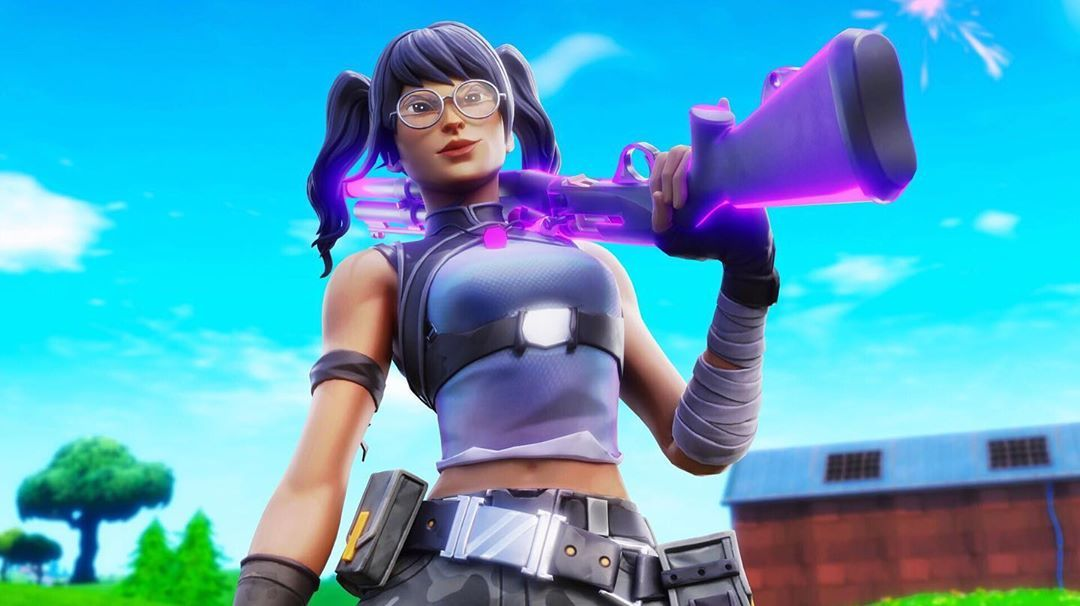 Crystal Designed By Speck Gfx Follow Tu Jlxzu Imzlu Use Code Best Gaming Wallpapers Gamer Pics Fortnite Thumbnail