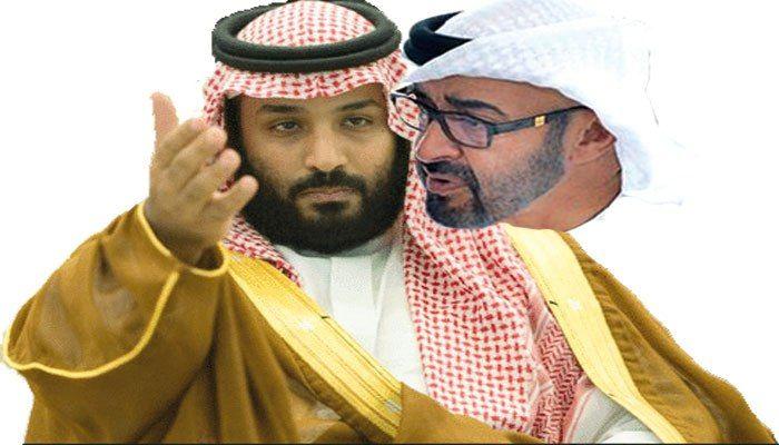 طقعان الإمارات يبيد عائلة آل سعود عن بكرة أبيها