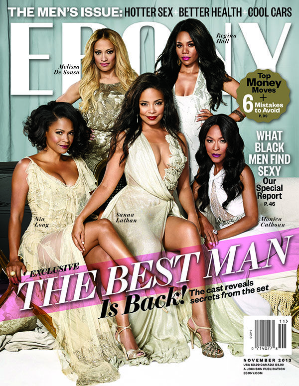 The Best Man Women S Cover