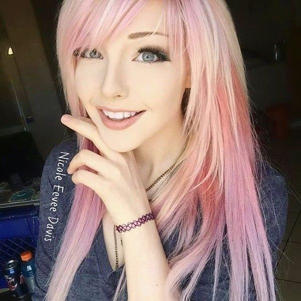 anime hairstyles in real