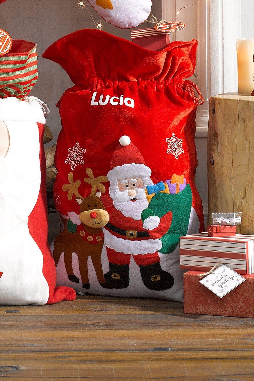 Ezibuy christmas shop personalised santa sack ezibuy