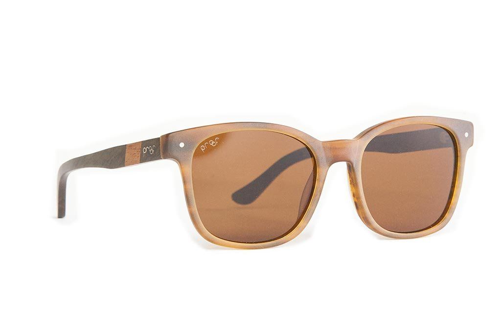 Proof Scout Eco Wooden Sunglasses.