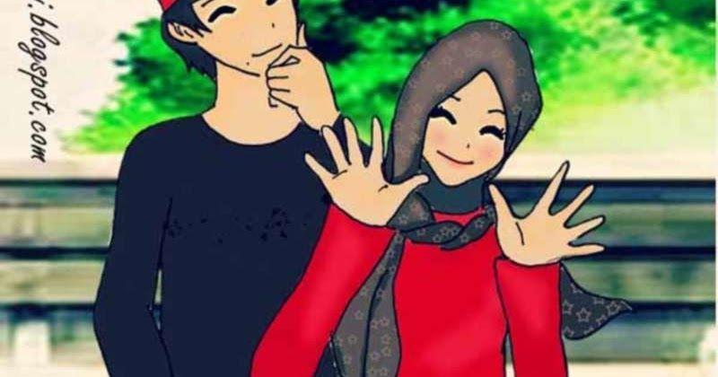 Foto Animasi Pasangan Muslim 31 Kartun Pasangan Muslim Dan Muslimah Anak Cemerlang Download Muslim Wedding Free Vector Art 26 Free Di 2020 Animasi Kartun Gambar