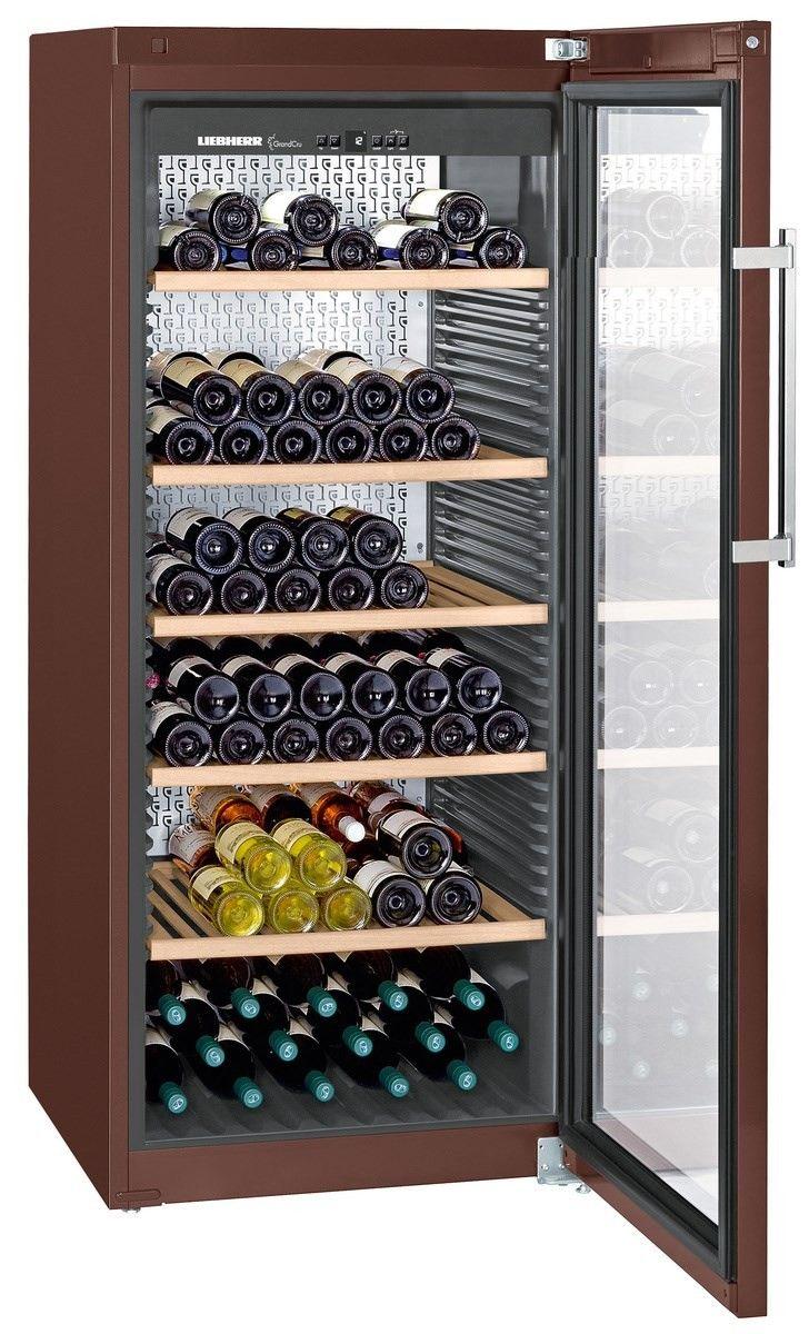 Liebherr Wkt 4552 Grandcru Wine Cooler Wine Cooler Wine Fridge Wine Cabinets