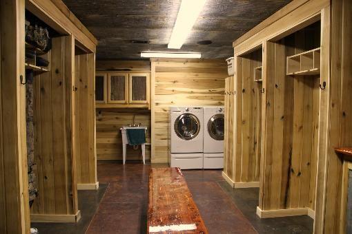 Hunting locker designs google search hunt room for Hunting lodge design
