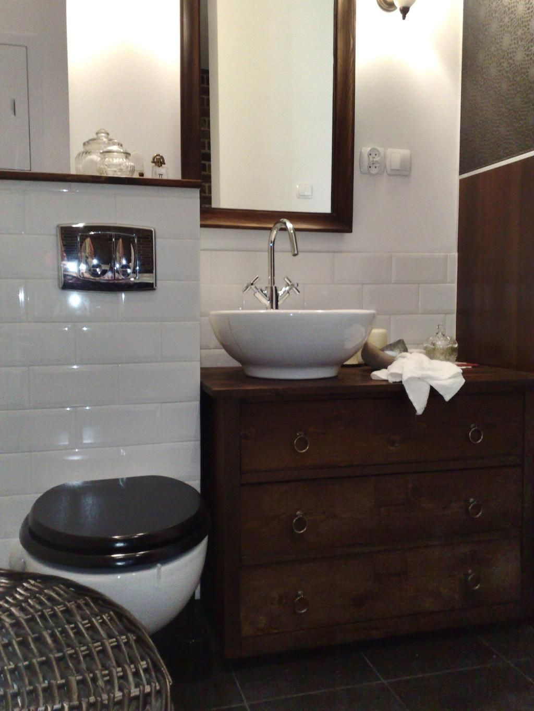 Czarna Szafka Podblatowa łazienka Szukaj W Google