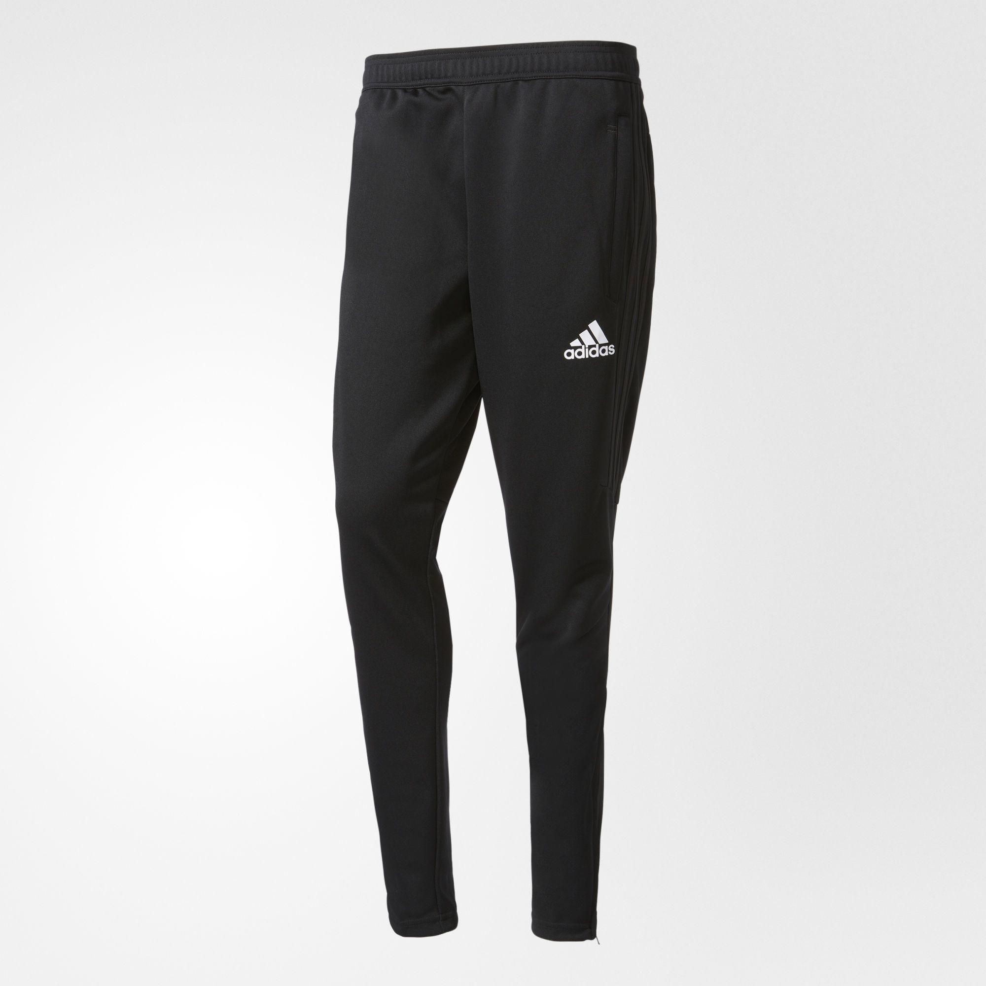 fed68a8802c46 adidas - Tiro 17 Training Pants Black / White BK0348   What   Pants ...
